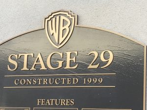 Warner Brothers Studio Tour @ Act V (Lot 16) Parking Lot